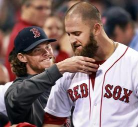 Playoff beard? Playoff beard.