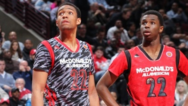 Andrew Wiggins may be the better long-term prospect, but Jabari Parker is a better player right now.