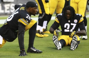 Le'Veon Bell and LeGarrette Blount's dominating performances last week may have been enough to turn Pennsylvania's opinion on marjiuana.